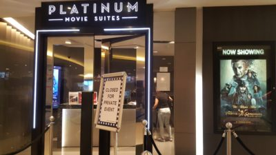 Luxurious The Cathay Platinum Suites With First Class Recliner Seats, Food, Wine and Drinks - Facade