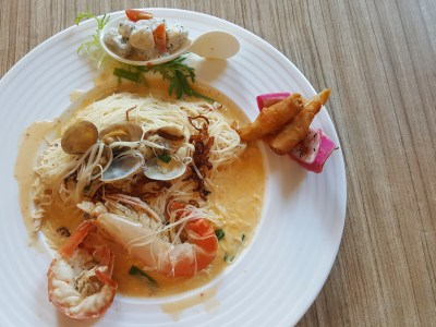 Wan He Lou New 5-Course Weekday Gourmet Lunch Set, Irresistible And Value-For-Money - Langoustine Bee Hoon