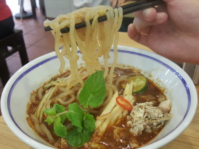 Lou You 老友, Re-branded With New Dishes From Various Part Of Malaysia At Bedok Mall - Noodle in Assam Laksa