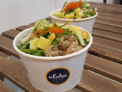 Aloha Poke @ Bugis Junction Is Their Fourth Outlet To Offer Yummy Poke Bowl, Now Opened - Aloha Poke Bowl