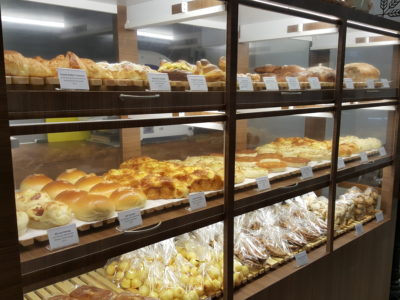 Keong Saik Bakery Offering Artisan Cakes & Bread With A Local Twist At Keong Saik Road - Bread Counter