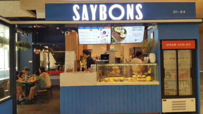 OUE Downtown Gallery Eating Guide On Restaurants And Cafe - Saybons