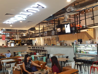 OUE Downtown Gallery Eating Guide On Restaurants And Cafe - Autobus