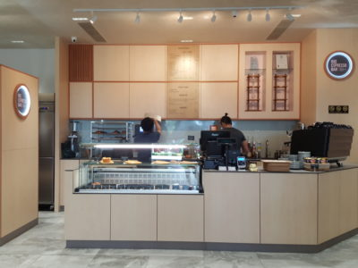 OUE Downtown Gallery Eating Guide On Restaurants And Cafe - 6oz Espresso Bar