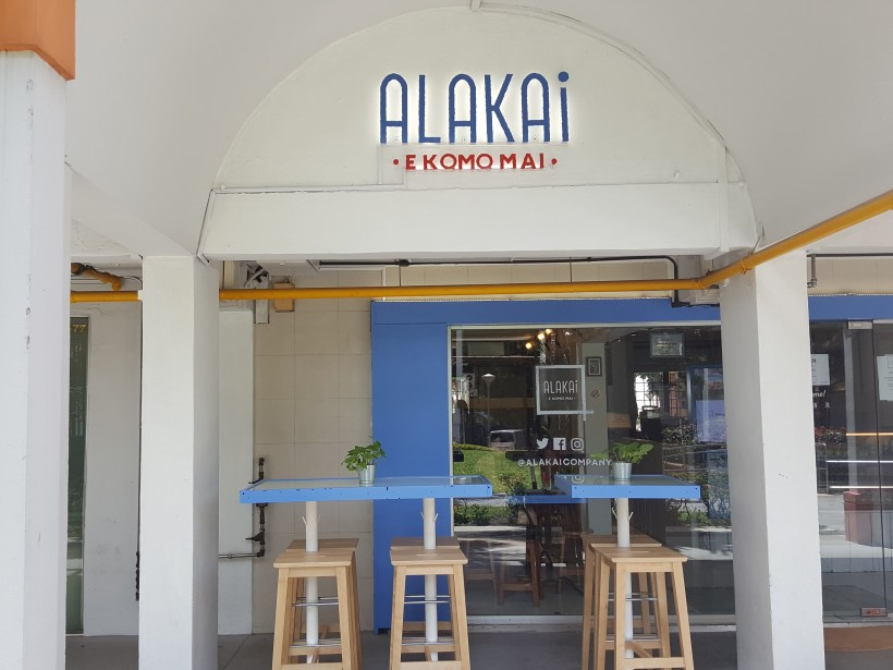 Alakai Poke At Everton Park Offering Original Hawaiian-style Made Fresh To Order Poke - Facade