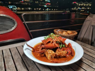 Irresistable Savings At The Inaugural Singapore Restaurant Festival 2017 - Fremantle Seafood Singapore Chilli Crab (S$18/100g)