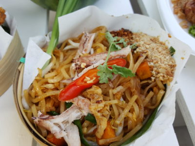 Chang Sensory Trails 2017 In Singapore Featuring Bo & Dylan Held At Long Chim - Folks Collective Phad Thai Crab Lessons After Closing