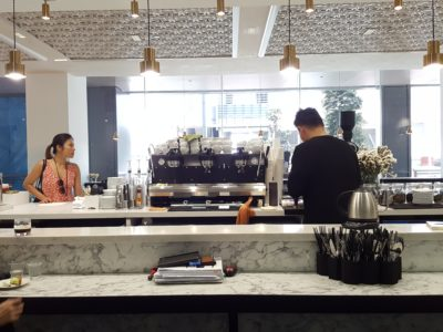 Lunar Coffee Brewers By Folks Of Atlas Coffeehouse At OUE Downtown Gallery - Counter