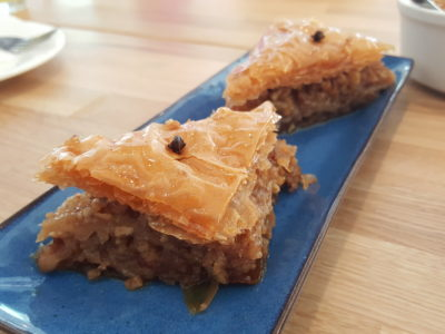 BAKALAKI Greek Taverna, A Rare Greek Restaurant With Mediterranean Ambience - Baklava ($14.90)