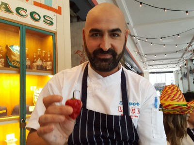 The Quayside Re-opened After Renovation, Looking Vibrant and Sleek - Chef of Super Loco