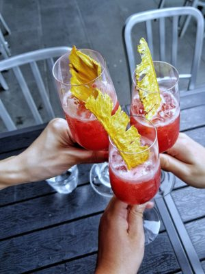 Mandarin Gallery Presents Singapore Food Trail, Somerset Singapore - Singapore Sling Mocktail (S$8.50++) from The Providore