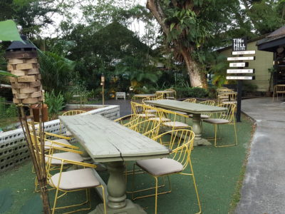 Tin Hill Social, Gorgeous Space With Delicious Food Near Perfection - Al Fresco Seating Area