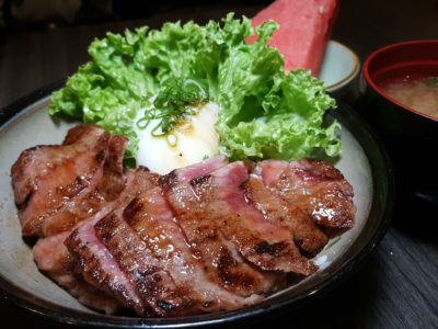 Barashi Tei Revisit For New Items At Middle Road - Wagyu Beef Don ($38.80)