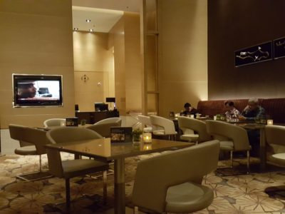 Shanghai Marriott Hotel Pudong East - Club Lounge