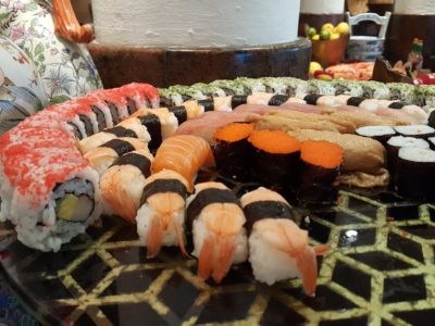 Asian Market Cafe @ Fairmont Singapore, Delicious Buffet Lunch Spread - Sushi