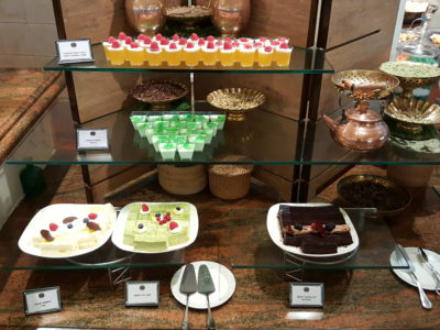 Asian Market Cafe @ Fairmont Singapore, Delicious Buffet Lunch Spread - Dessert