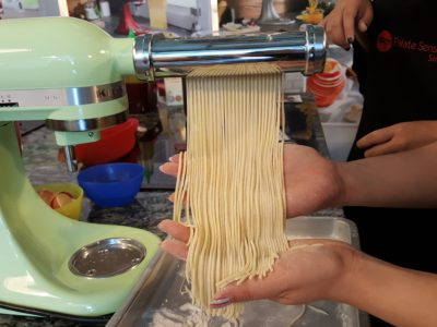 KitchenAid Mini Assists In Whipping Delicious Pasta - Pasta