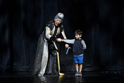 The Nutcracker At The Gateway Theatre, Experience The Magic - Participation of a child from the audience