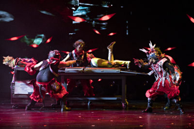 The Nutcracker At The Gateway Theatre, Experience The Magic - King Mouse Fight
