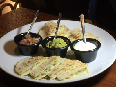 COMIDA MEXICANA Tantalises With Authentic Mexican Flavours At East Coast Road - Crab & Avocado Quesadillas ($28++)
