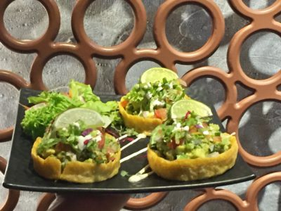 COMIDA MEXICANA Tantalises With Authentic Mexican Flavours At East Coast Road - Mash Avocado Sopes ($20++)