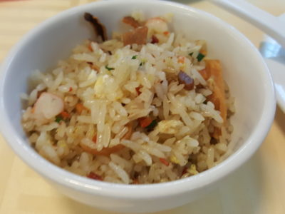 Ka-Soh Restaurant At Alumni Medical Centre, A Michelin Bib Gourmand Restaurant - Salted Fish Fried Rice