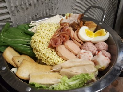 Jin Ho Mia Rice Bowl and Hot Pot At Alexandra Retail Centre - Ah Boy Pot ($33.80)