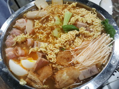 Jin Ho Mia Rice Bowl and Hot Pot At Alexandra Retail Centre - Ah Boy Pot with Tom Yum Broth