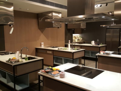 OUE Social Kitchen Offering Communal Space For Hosting Your Guests - State-of-the-art Kitchen