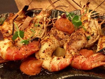 The Evolution OF FYR: Revamped, Reloade And Still Smoking Hot At Boon Tat Street - Freshwater Prawns