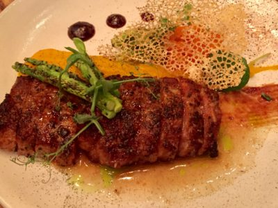The Evolution OF FYR: Revamped, Reloade And Still Smoking Hot At Boon Tat Street - Wagyu Striploin