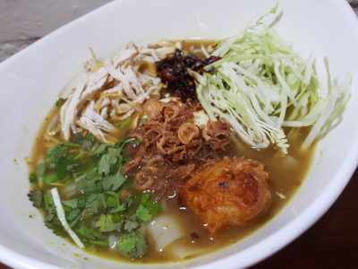 My Makan Place At Tanjong Katong Road Offering Delicious Indonesian Selection With Passion - Mee Soto ($5.90)