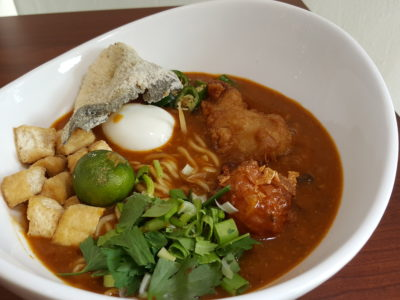 My Makan Place At Tanjong Katong Road Offering Delicious Indonesian Selection With Passion - Mee Rebus ($5.90)