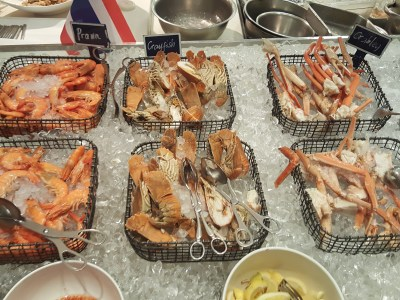 Exotic Flavours of Thailand At Marriott Cafe In Marriott Singapore Tang Plaza - Seafood