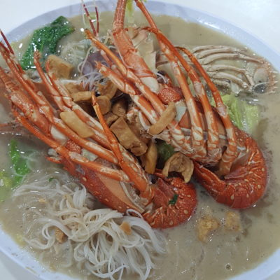 Woon Woon Pek BeeHoon @ Chomp Chomp Food Centre - Lobster