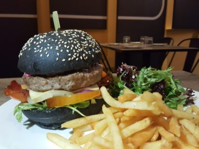 Half Pound Burger Bar & Grill At Purvis Street - Half Pound Burger ($22)