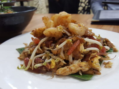 Caffe Zeppin At Midview City With An Array Of Offering With Taiwan Dishes As Signature - Penang Fried Kway Teow