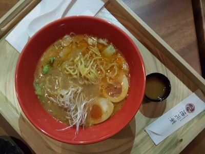 Saucy Collaborating With Brands And F&B To Offer Innovative Delicious Mind Blowing Food - Yamazaki Ebi Miso Ramen