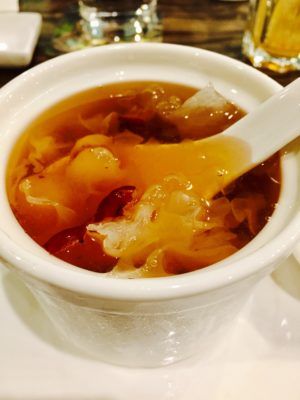 CHAR Restaurant Introduces New Hong Kong Head Chef And Revitalised Menu - Dessert of the Day – Snow Fungus Sweet Soup
