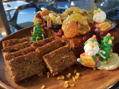 One Farrer Hotel & Spa Christmas Feasting 2017 At Escape Restaurant & Lounge - Fruit Cakes