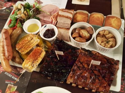 Morganfield's Sumptuous Christmas Feast 2017 At Star Vista - Morgan's Christmas Feast ($149.90++)