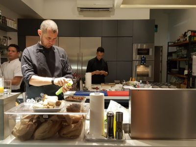 RAS Epicurean Star Award 2017 Cum Dining Promotion From Winning Restaurants - Chef Stephan Souls of Chef's Table of Chef Stephan