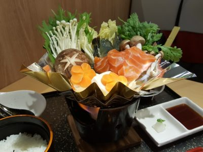 Misato , An Unpolished Gem Hidden At Centrepoint, Gastro+ - Seafood Kaminabe Set ($20.80)