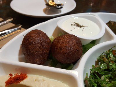 Urban Bites, Lebanese Restaurant New Chef Curated New Dishes With A Twist - Sampler Platter, lamb kibbehs