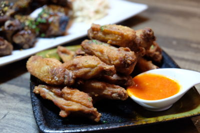 """Rookery @ Capital Tower With Exclusive Dishes - Fried Chicken Aka """"Har Cheong Gai"""" ($16++)"""