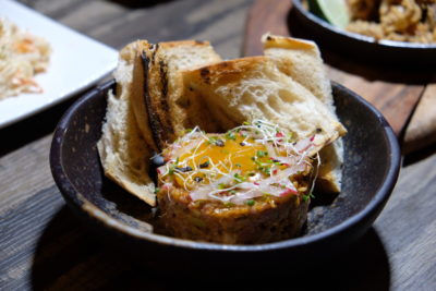 Rookery @ Capital Tower With Exclusive Dishes - Beef Tarte ($14++)