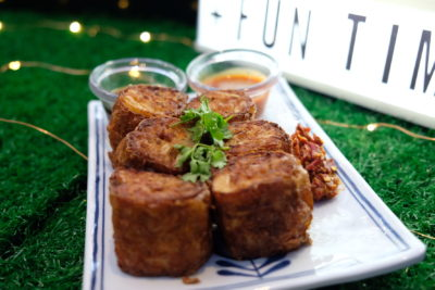 The Play Ground Cafe Bar Bistro At Capitol Piazza - Ngoh Hiang