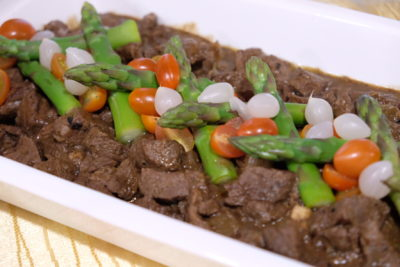 Amara Singapore Welcomes The Year Of Dog - Beef Bourguignon