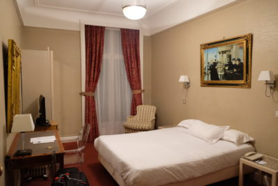Grand Hotel Bellevue In Lille, A Victorian Interior Design Theme Hotel - Another view of Room 324