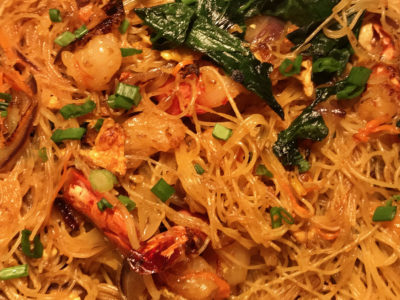 Canton Fair Buffet Dinner At The Line @ Shangri-La Hotel - Hong Kong Fried Bee Hoon